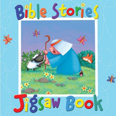 Bible Stories Jigsaw Book by Juliet David