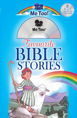 Me Too Favourite Bible Stories by Marilyn Lashbrook