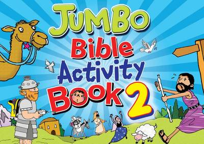 Jumbo Bible Activity Book by Tim Dowley