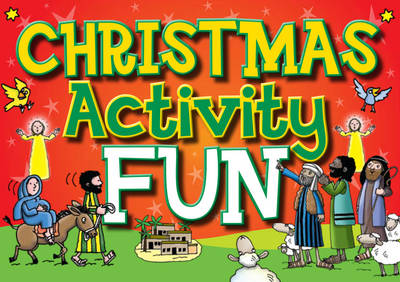 Christmas Activity Fun by Tim Dowley