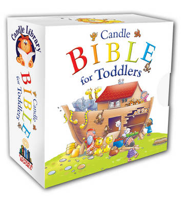 Candle Bible for Toddlers Library Candle Library by Juliet David