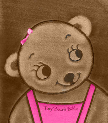 Tiny Bear Bible Pink by Sally Lloyd Jones