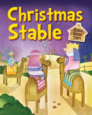 Christmas Stable by Juliet David