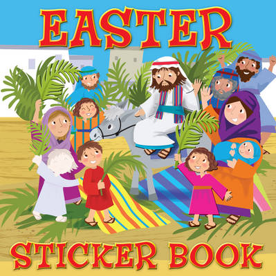 Easter Sticker Book by Karen Williamson