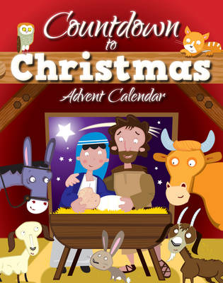 Countdown to Christmas by Juliet David