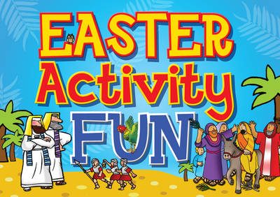 Easter Activity Fun by Tim Dowley