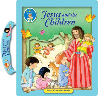 Jesus and the Children by Allia Zobel-Nolan