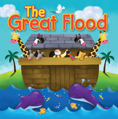 The Great Flood by Juliet David