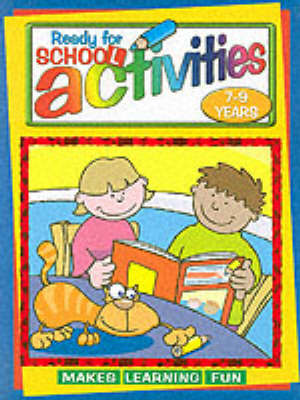 7-9 Years Activities by