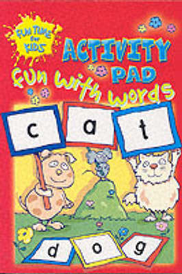 Activity Pads Fun with Words by