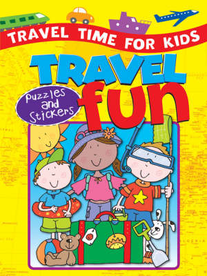 Bumper Puzzle Travel Book by