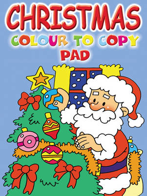 Colour to Copy Pad by