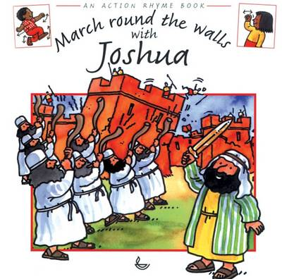 March Round the Walls with Joshua by Stephanie Jeffs