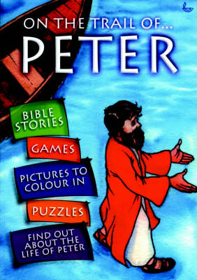 On the Trail of Peter by Ginobi