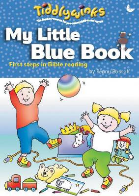 My Little Blue Book by Penny Boshoff