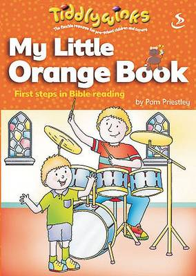 My Little Orange Book by Pam Priestley