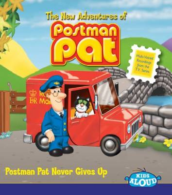 Postman Pat Never Gives Up by