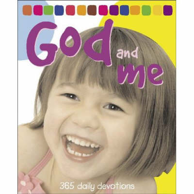 God and Me by Penny Boshoff