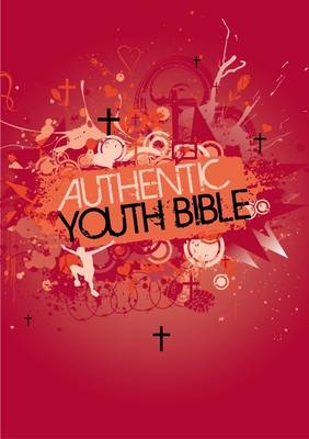 The ERV Authentic Youth Bible Red by Bible League International