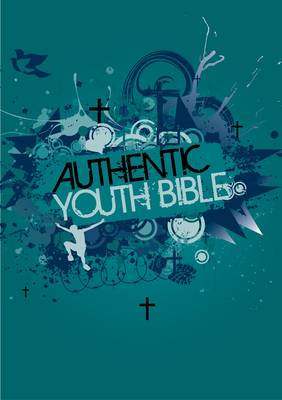 ERV Authentic Youth Bible Teal by Bible League International