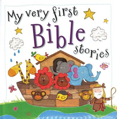 My Very First Bible Stories by Fiona Boon