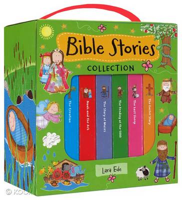 Bible Stories Collection by Fiona Boon, Lara Ede