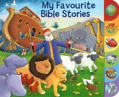 My Favourite Bible Stories by Matt Mitter