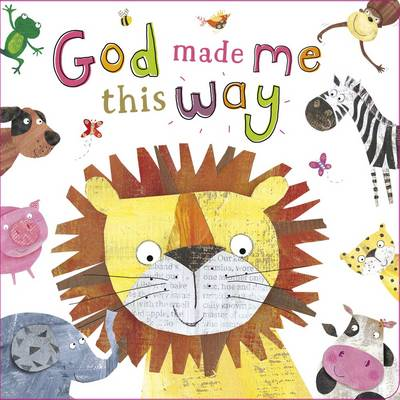 God Made Me This Way by Hayley Down, Claire Fennell