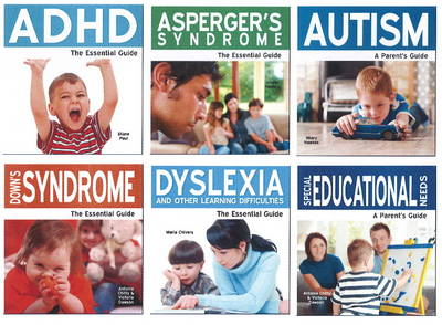Special Educational Needs (6 Book Pack) A Parent's Guide by
