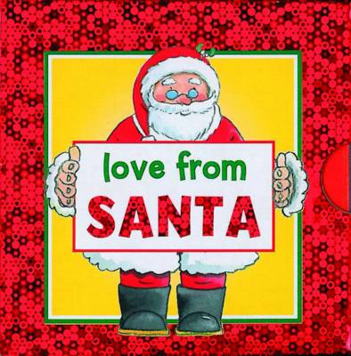 Love from Santa by Jan Lewis