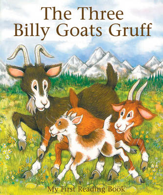 The Three Billy Goats Gruff by Janet Brown