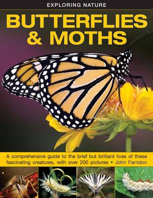 Exploring Nature: Butterflies & Moths A Comprehensive Guide to the Brief but Brilliant Lives of These Fascinating Creatures, with Over 200 Pictures by John Farndon