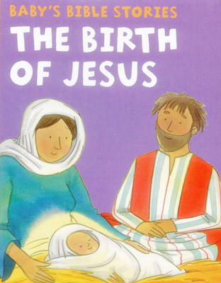 The Birth of Jesus by Jan Lewis