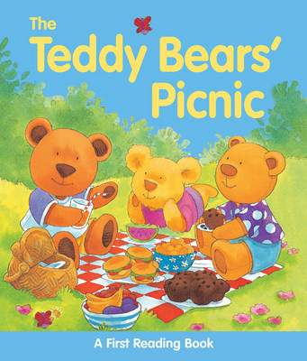 The Teddy Bears' Picnic (Giant Size) by Nicola Baxter
