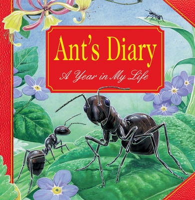 Ant's Diary A Year in My Life by Steve Parker