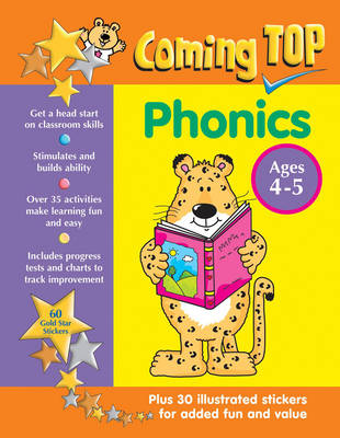 Phonics by Louisa Somerville