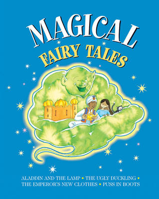 Magical Fairy Tales by Jan Lewis