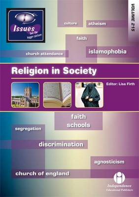 Religion in Society by Lisa Firth