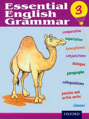 Essential English Grammar: Student Book 3 by