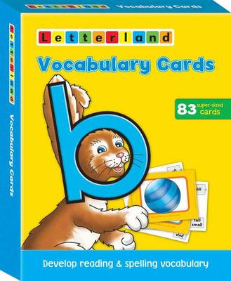 Vocabulary Cards by Gudrun Freese, Lyn Wendon, Kerry Ingham