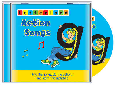 Action Songs by Fiona Pritchard