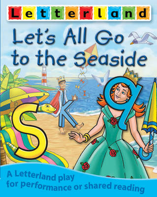 Let's All Go to the Seaside by Domenica Maxted, Susi Martin Taylor