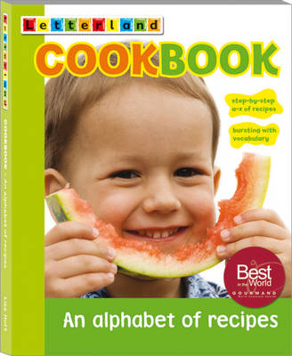 Letterland Cookbook An Alphabet of Recipes by Lisa Holt