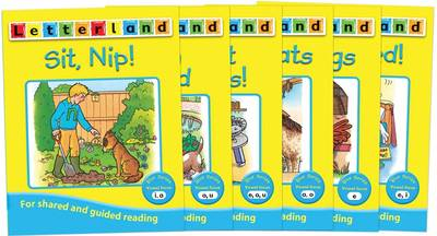 Vowel Readers Blue Series by