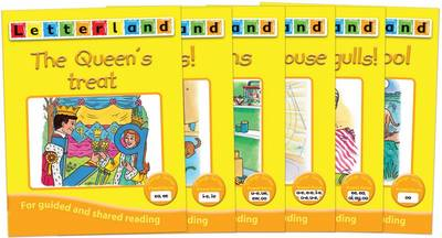 Vowel Readers Orange Series by