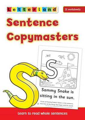 Sentence Copymasters by Lyn Wendon
