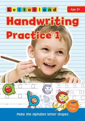 Handwriting Practice My Alphabet Handwriting Book by Lyn Wendon, Lisa Holt
