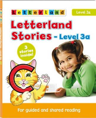 Letterland Stories Level 3a by Lyn Wendon