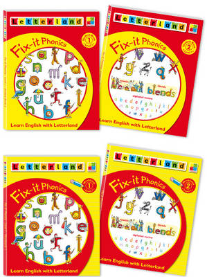 Fix it Phonics Student Pack by