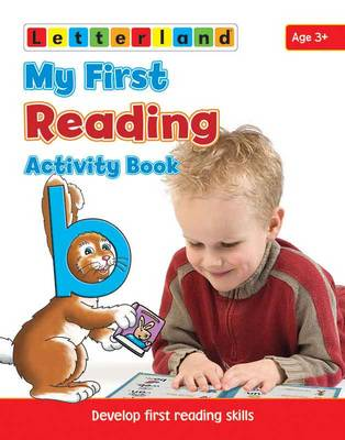 My First Reading Activity Book Develop Early Reading Skills by Gudrun Freese, Alison Milford, Lisa Holt